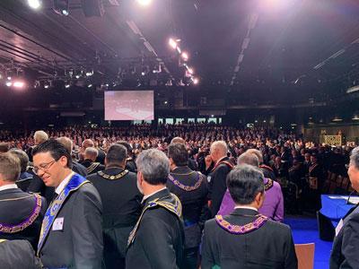 Ассамблея ВНЛФ 2018